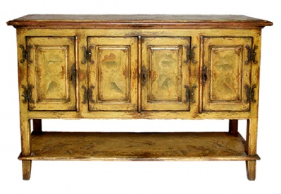 Gringo Furniture Mexico Antiqued Buffet