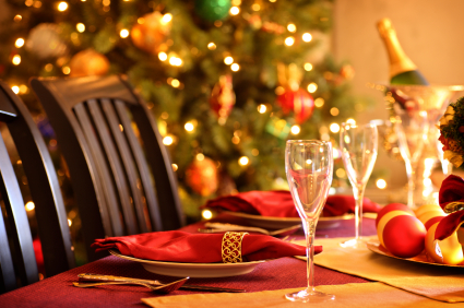 Tips for holiday entertaining blog