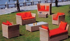 Mexico furniture outdoor living room