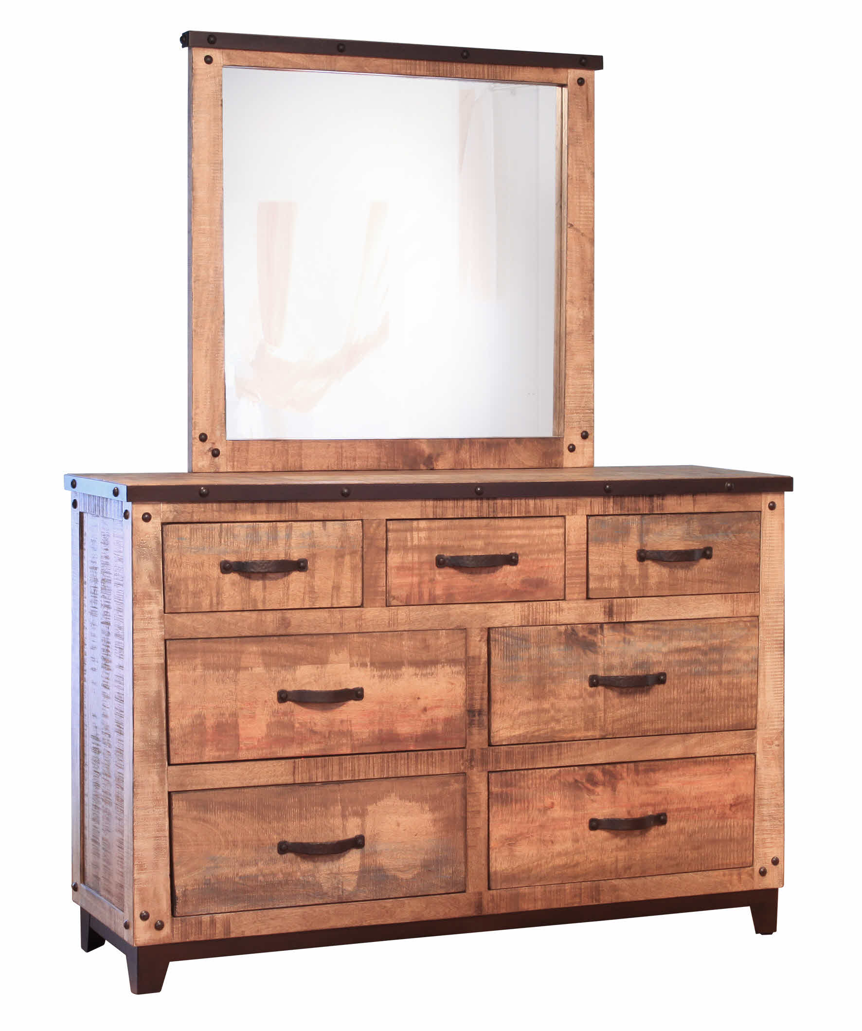 Nayarit 7 Drawer Dresser