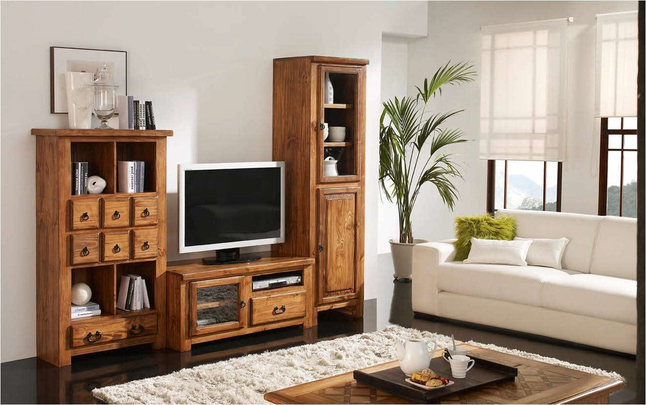 Palm Entertainment Wall Unit
